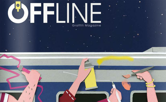 Offline Graffiti Magazine #3 | Preview