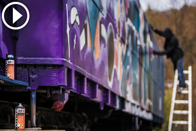 Fino | Molotow Train