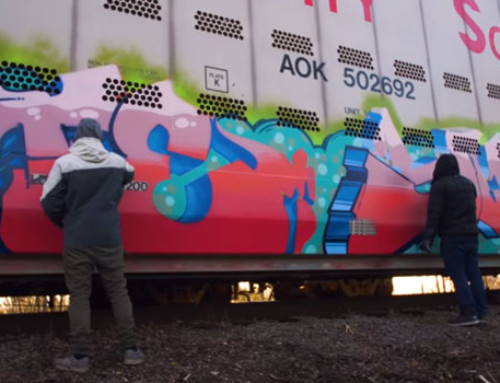 Graffiti Session | JOHSTE & JAKER