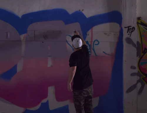 Graffiti Session | Begr & Trav