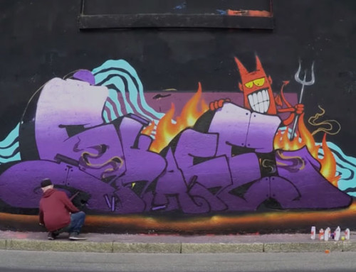 GRAFFITI TV | SKASE