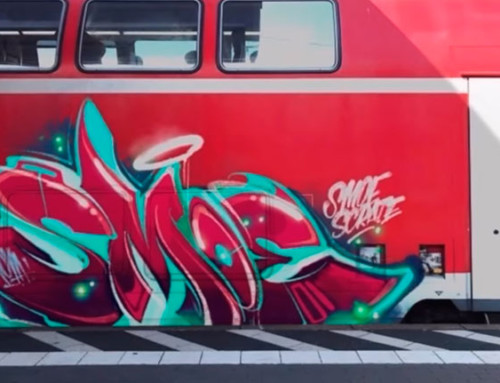 iPad Pro Digital Graffiti Tutorial | How to create Train Templates for Procreate App?