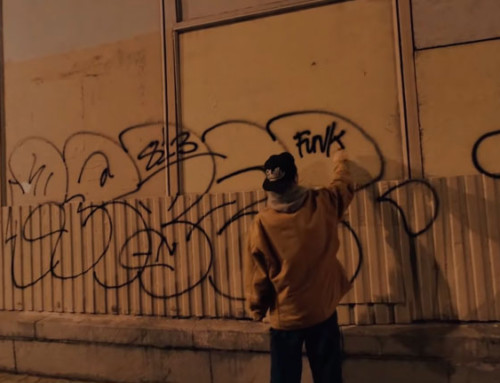 Burs One, Rebel813 tagging, bombing, floping in da streets
